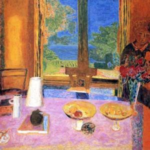「ポスト印象派の画家」ピエール・ボナール(Pierre Bonnard)の絵画