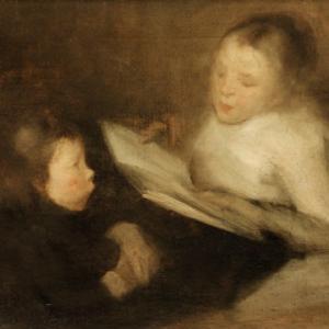 「象徴主義画家」ウジェーヌ・カリエール(Eugène Carrière)の絵画