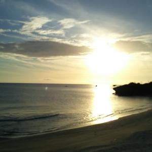 宮古島の民宿のプライベートツアーと伊良部島のカツオ(沖縄の宮古諸島)