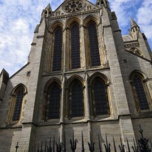 トゥルーロの街とトゥルーロ大聖堂のガイド【コーンウォール(イギリス)の観光ガイド】