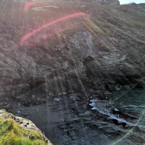 ティンタジェル・キャッスルとマリーンの洞窟のガイド【イギリス(コーンウォール)の観光ガイド】