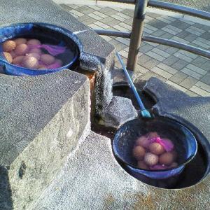 温泉卵を温泉でつくった思い出【別ブログより】