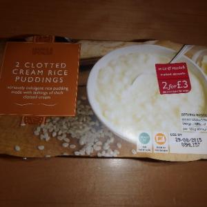 イギリスのデザートのライス・プディングを探したときのこと【イギリスのお土産&食べ物】