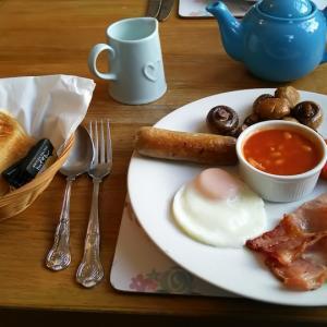 イギリスのB&B(ベッド&ブレックファースト)に泊まってみたときのこと・朝食編