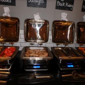 スコットランドのホテルの朝食【料理もちょっとリッチなイギリスツアー・2】