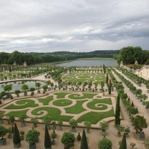 ベルサイユ宮殿&元貴族の館でアフタヌーンティーとホームステイ3日目