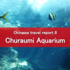 【GT's Okinawa Travel Report Part 8】Churaumi Aquarium