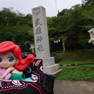 武雄神社。