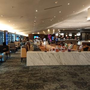 ラクサも食べられる!クアラルンプール国際空港マレーシア航空ラウンジ訪問記