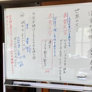 ❄️現代文「漢字の性格」(高1)