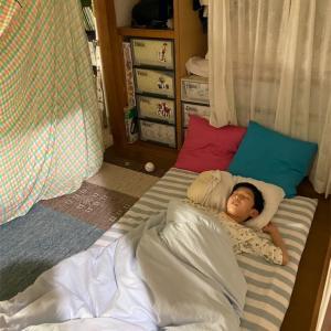 💡1人で寝る練習♪〜ちょっと中級編〜