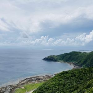 '20.07 日帰りで久米島に一人旅
