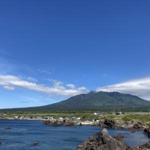 '20.08 日月で利尻島に一人旅