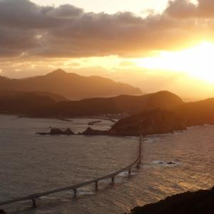 '20.12 土日で甑島に一人旅…ついでに串木野散策