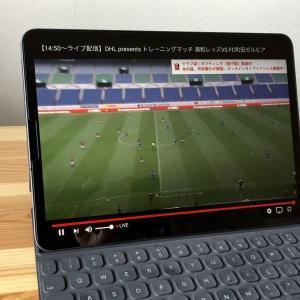 浦和レッズ vs 町田 トレーニングマッチ。やはりサッカーのある週末は楽しい