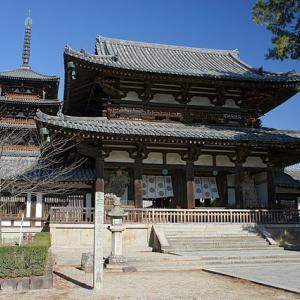 金堂の柱はエンタシスか!?管主の機転で守られた寺宝。廃仏毀釈(5)法隆寺