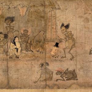 奈良県の怪異・妖怪の伝承(3)「ヒダル神」