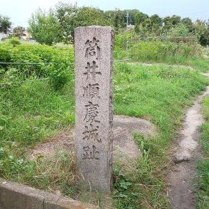 大和郡山にある中世最大級の城郭、筒井城を歩く。城跡散策のあとはかき氷もおすすめ。