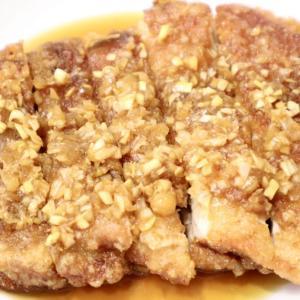 【人気】本格的なタレで味わう!油淋鶏(ユーリンチー)の作り方