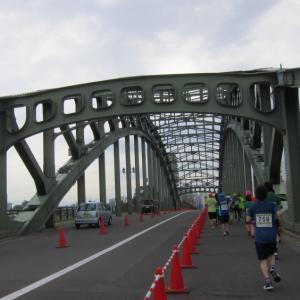 2019 第11回旭川ハーフマラソン ハードな前夜祭だったけどナントカ2時間切れた