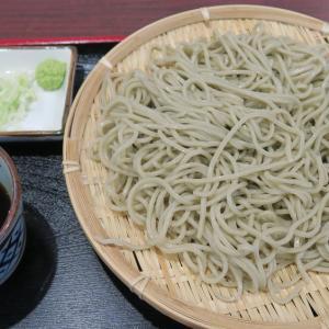 月寒温泉となり 蕎麦処 山胡桃 道産蕎麦粉100% 十割蕎麦 大盛り!