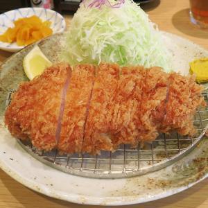 とんかつ檍 札幌店 平日お昼限定のロースカツ定食
