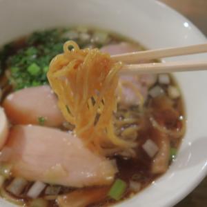 札幌駅北口 しょうがとお料理 こがね 信州黄金シャモと煮干のしょうが醤油ラーメン