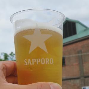 外飲みの季節 サッポロファクトリービアガーデン!