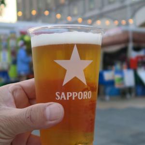 札幌駅南口ビアガーデン サツエキ☆夏酒場 サッポロクラシック富良野シトラス