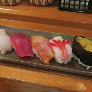 八雲 寿司 亀やの晩酌セット