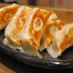 札幌駅 餃子とカレーザンギの店 点心札幌 焼き餃子定食8個