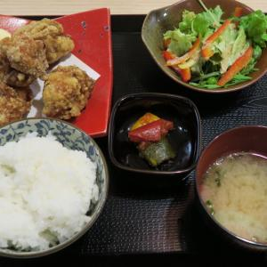札幌駅北口 めしと純米 からあげ定食