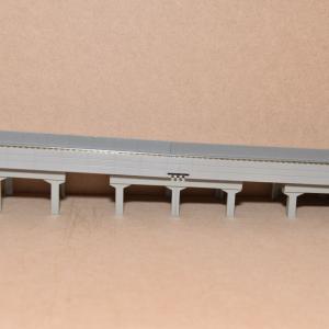 TOMIX 複線勾配橋脚の高さ(Nゲージ)