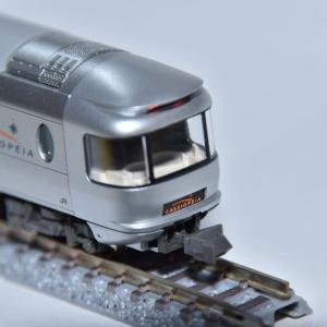KATO E26系カシオペア 入線(鉄道模型 Nゲージ)