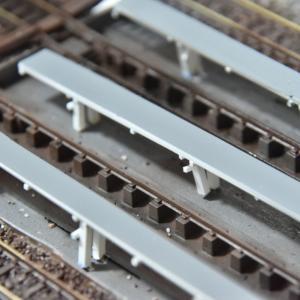 車庫モジュール改修工事② 洗浄線とモジュール保管の改善
