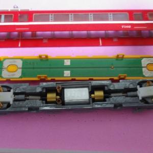TOMIX 92960 名鉄7000系(第11編成復活白帯) 電装解除する 鉄道模型 Nゲージ