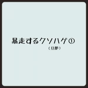 ■54■暴走するクソハゲ(旦那)①