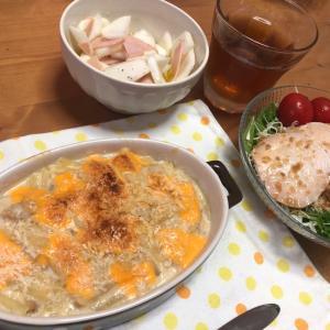 晩御飯☆グラタン