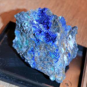 藍銅鉱 -アズライトー