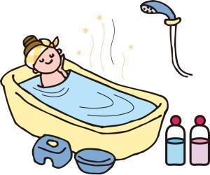 風呂は嫌いじゃないが疲れる!髪の毛や身体を洗うのがめんどくさい