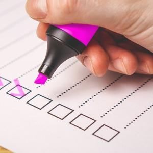 受験者は確認必須!2019年度行政書士試験を受験するまでの流れ