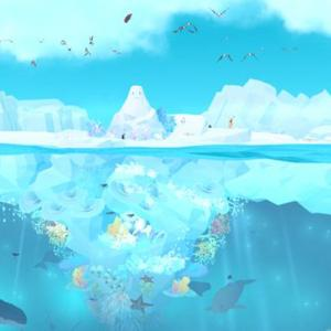 【新作】4000万人に選ばれたヒーリングゲーム「アビスリウム」