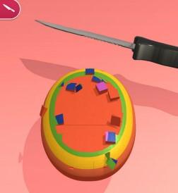 【ゲーム紹介】石鹸を切り刻む快感。スマホ向けアクション「Soap Cutting」