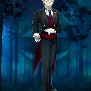 執事×吸血鬼のハロウィンイラストを納品しました!【PBW】