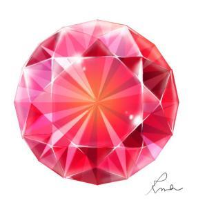宝石の描き方&定規ツールの使用方法覚え書き〈後編〉