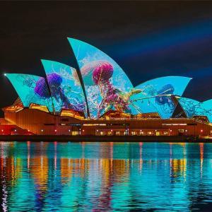 【シドニー旅行】3泊4日で定番観光スポットに行ってきました!①