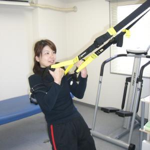 ラグビー日本代表も使うTRXトレーニング