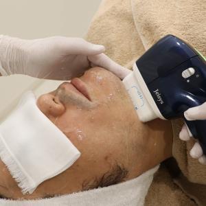 骨っぽい骨格の男性のハイフ治療は特にテクニックが必要♡ 【プラストクリニック東京】
