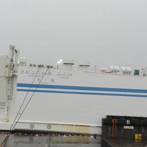 2019北海道車中泊の旅35日目【新旅客船さんふらわあ コンフォートルーム】
