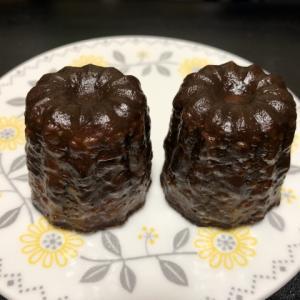 フランスのお菓子カヌレ